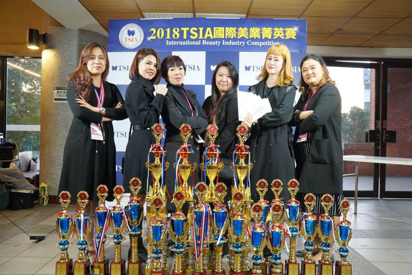 TSIA Competition Taiwan 2018