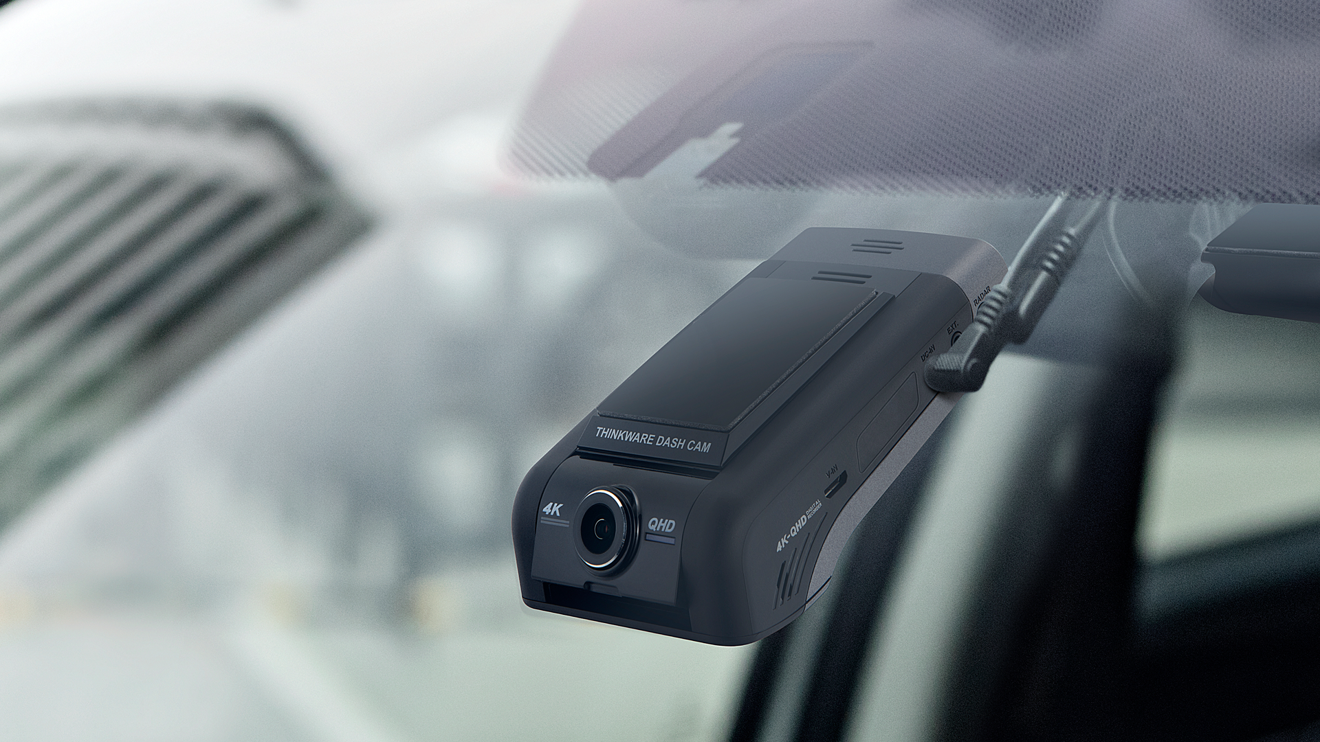 Sicurez Automotive Solution | THINKWARE U1000