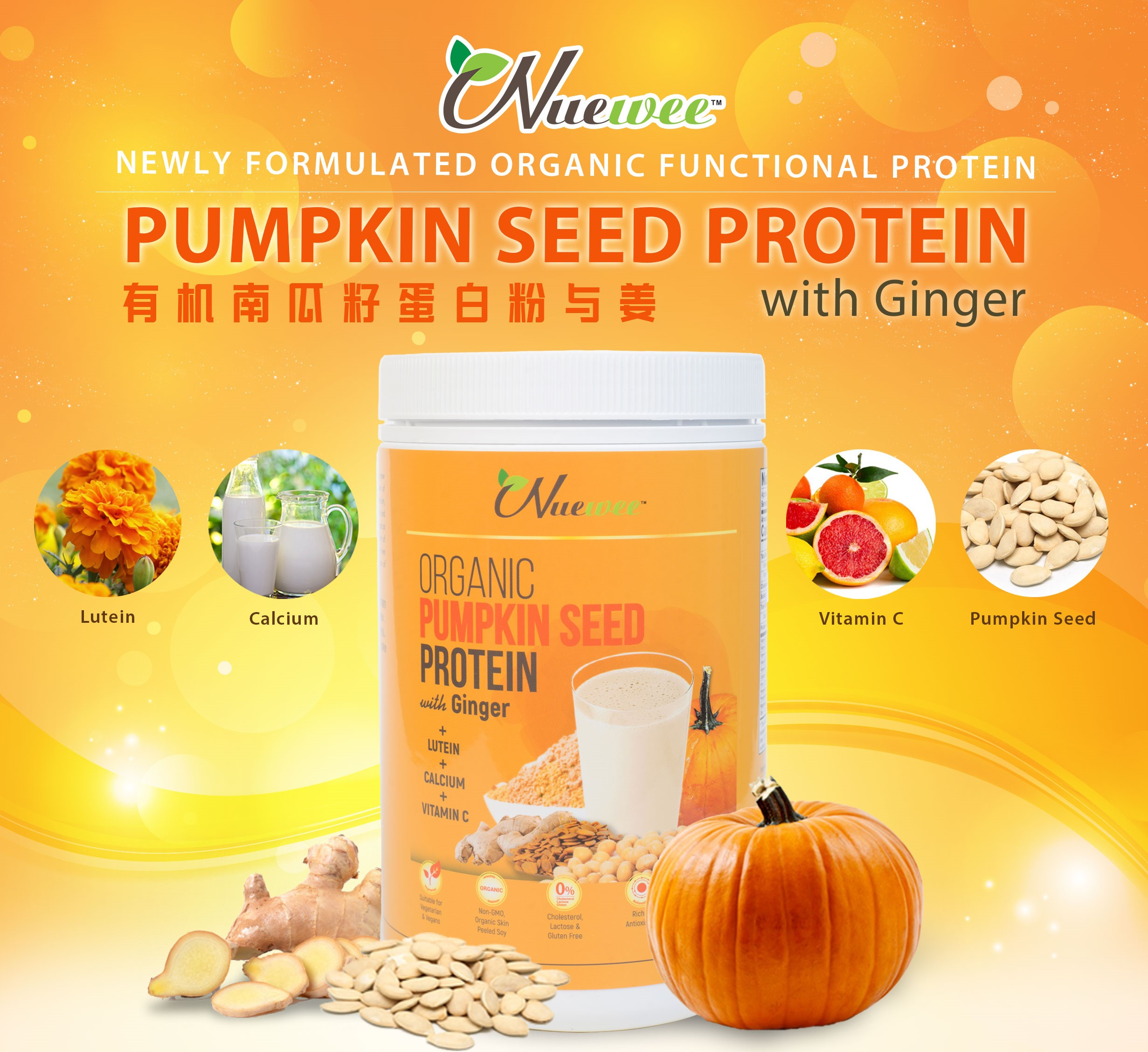 Nuewee Organic Pumpkin Seeds Protein with Ginger.jpg