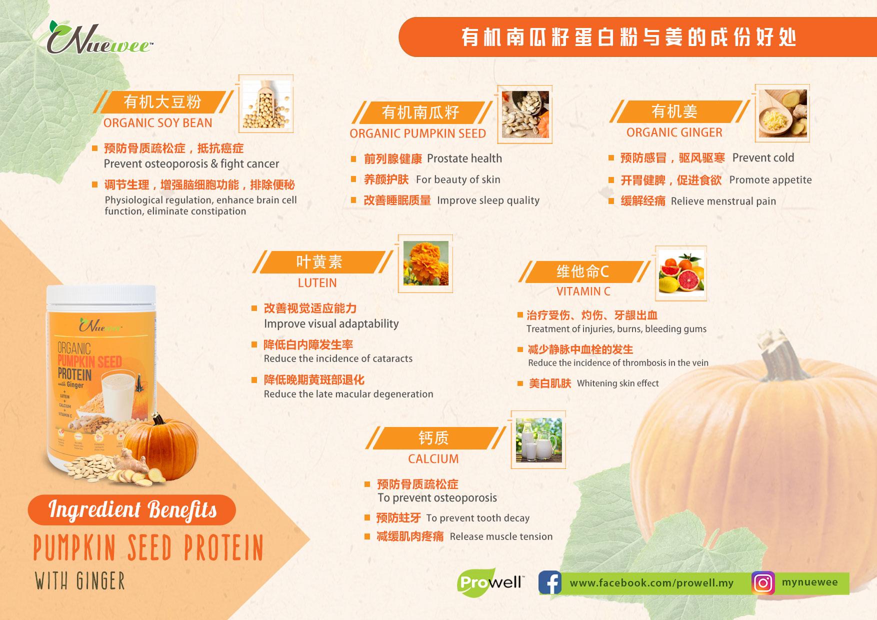 Ingredients of Nuewee Organic Pumpkin Seeds Protein with Ginger.jpg