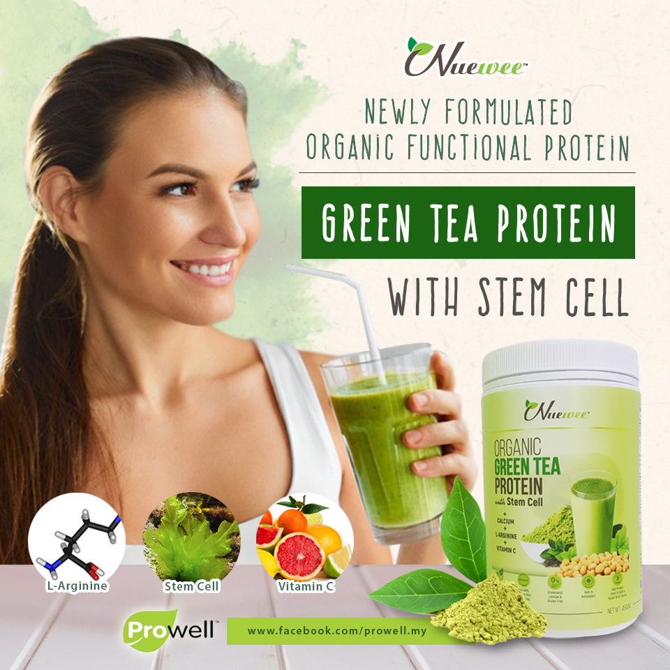 Nuewee Organic Green Tea Protein with Stem Cell.jpg